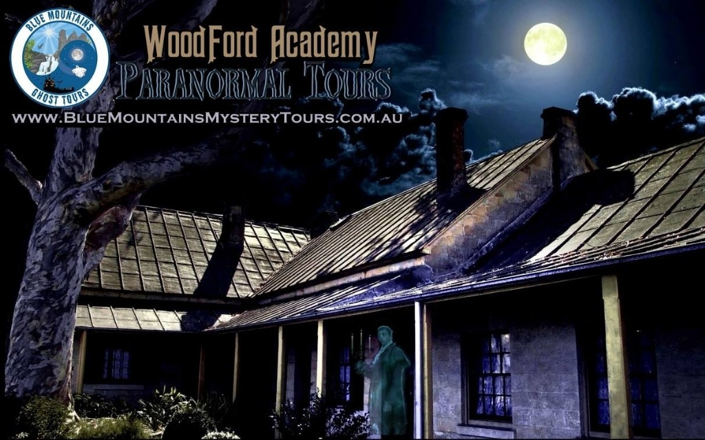 Ghosts of Woodford Academy Australia
